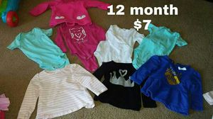 12 month girl lot