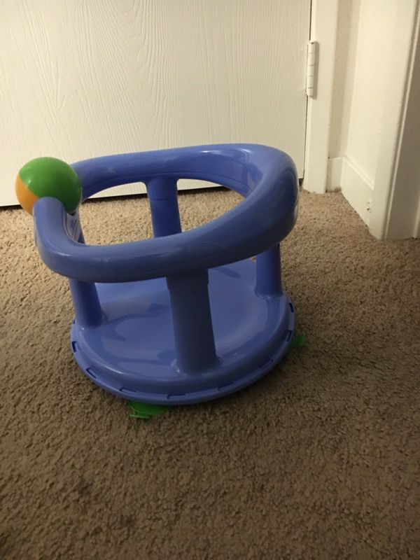 Safety 1st Swivel Bath Seat Blue (Baby & Kids) in Redwood City, CA ...