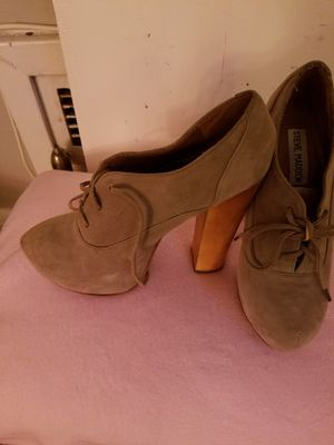 Steve Madden shoes worn 1 time