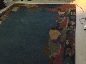 I'm selling this rug is antique (Tufenkian#169788)