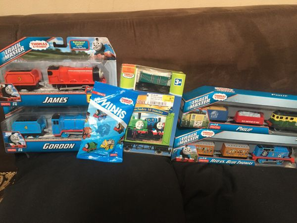 Various Thomas And Friends train toy items (Games & Toys) in Union ...