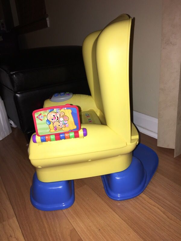 Fisher Price Laugh Learn Smart Stage Chair Baby
