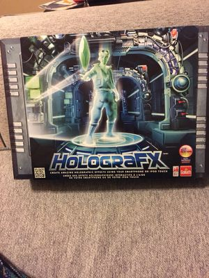 HolograFX for smartphone or IPod Touch