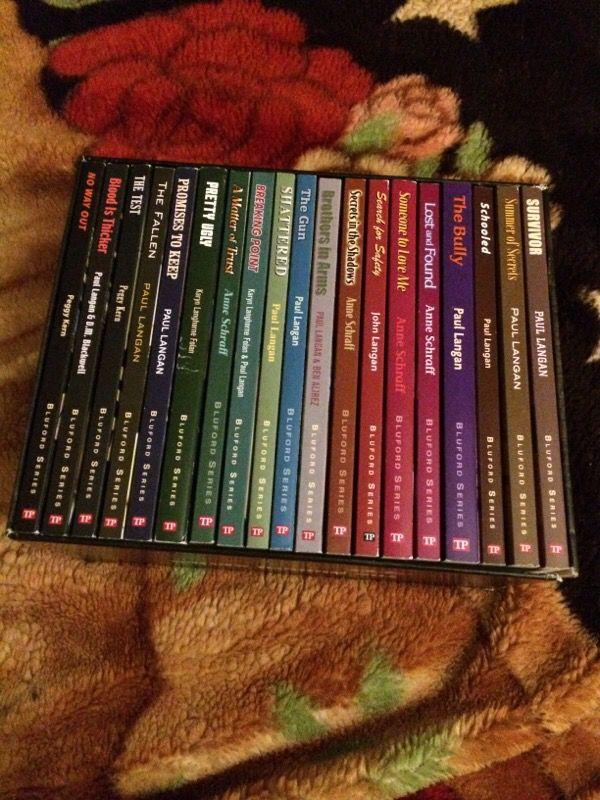 Bluford Series