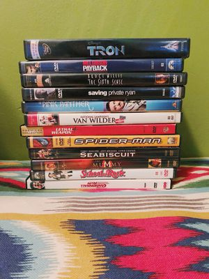 12 movies for $10