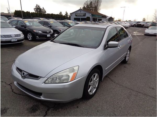 2003 honda accord ex l sedan cars trucks in tacoma wa for 2003 honda accord ex sedan