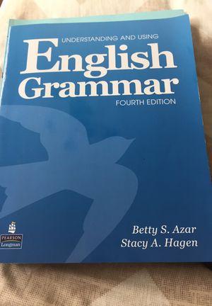 English and grammar 4th edition