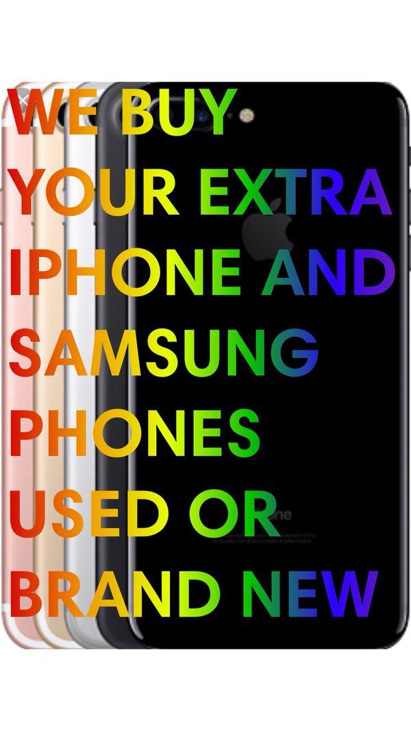 WE BUY USED PHONES PM (Cell Phones) in San Jose, CA
