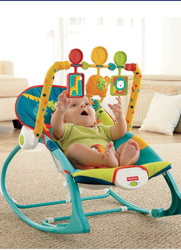 Fisher-Price® Worldwide Infant Rocker To Toddler Seat and Bath Chair ...