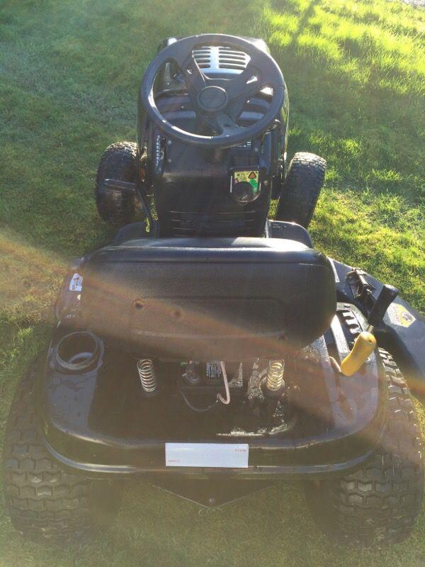 mtd yard machine mower