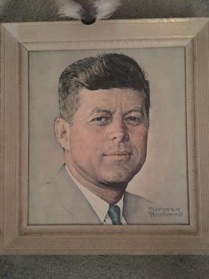 JFK portrait