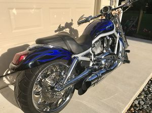 2003 Custom Harley-Davidson 100th Anniversary V-Rod