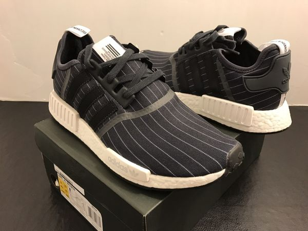 adidas NMD R1 Bedwin & The Heartbreakers Bb3123 Grey Men 7.0