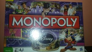 Monopoly Disney world edition