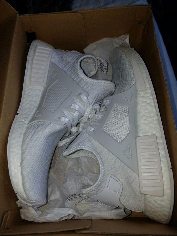 Adidas NMD XR2 by cash_custom_feet Snupps