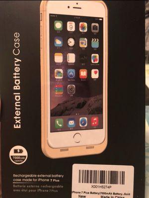 iPhone 7 Plus Charging vase