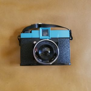 Diana F+ Medium format film camera