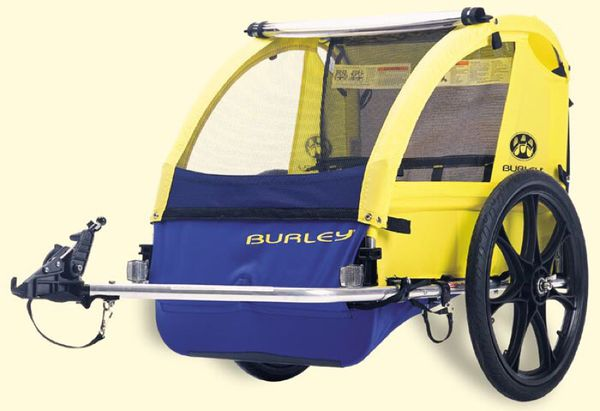 burley bike trailer hook up Welcome gift we'd like to welcome here's the good this is a burley bicycle trailer made in the usa comes with coupling so that u could hook up to any bike.