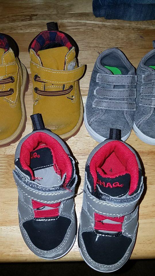 4c Boy Shoes Baby Kids In Sacramento Ca Offerup