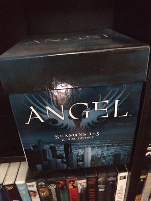 Angel the Complete Series (DVD)