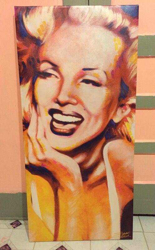 Marilyn Monroe Painting Furniture In Houston Tx Offerup