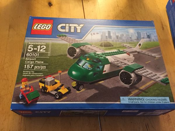 LEGO CITY airport cargo plane (Games & Toys) in San Diego, CA