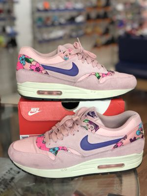 Aloha pink air max 1s size 9