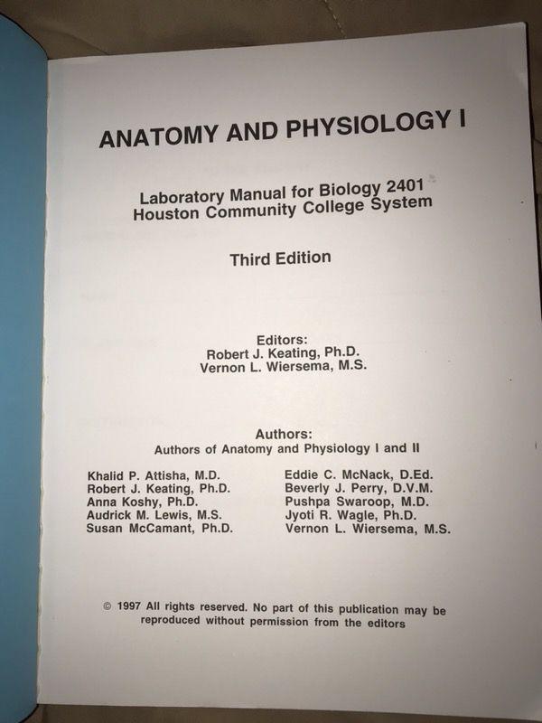 Wunderbar Hcc Anatomy And Physiology Lab Fotos - Menschliche ...