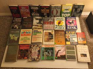 Huge Lot of 27 Books
