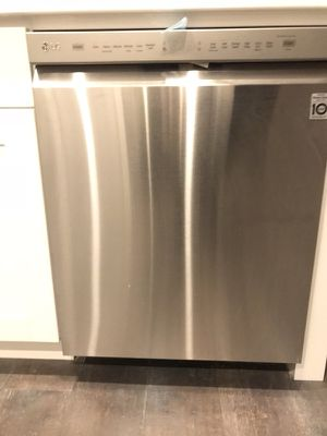 Lg Dishwasher 24in