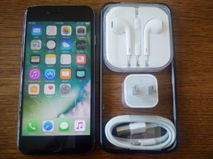 Iphone 6S {64GB} UNLOCKED {Space Grey} Accessories included