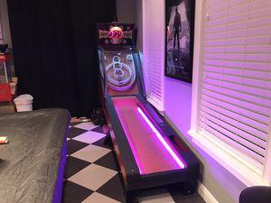 Restored 10' Skeeball Arcade Game