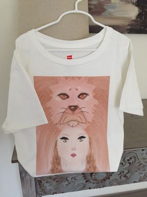 Drawing art T-shirt