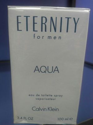 Eternity aqua for men. Calvin klein