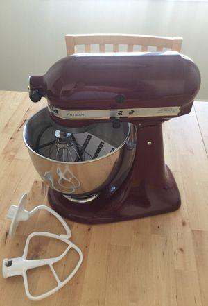 Kitchenaid Artisan 5 Quartz Artisan Stand Mixer