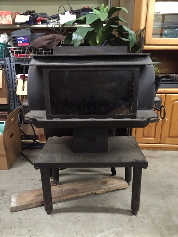 Wood Burning Stove 1000 00 Household In Snohomish Wa