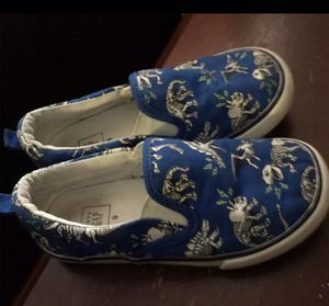 Gap Size 9 toddler's slip-on shoes