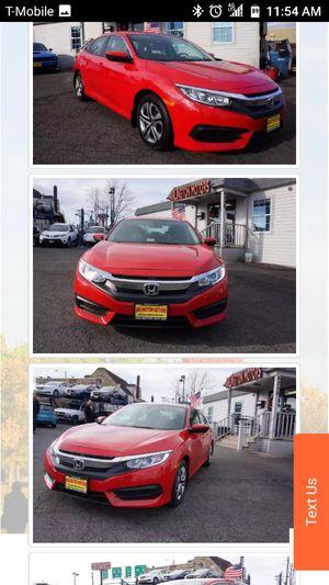 2016 Honda Civic LX Sedan CVT call 904*769*3276