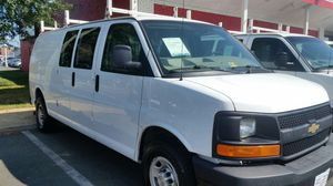 2014 chevrolet express 2500 extended