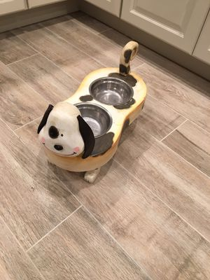 Doggie Food Bowl