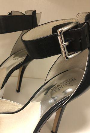 Micheal kors high heels size 81/2