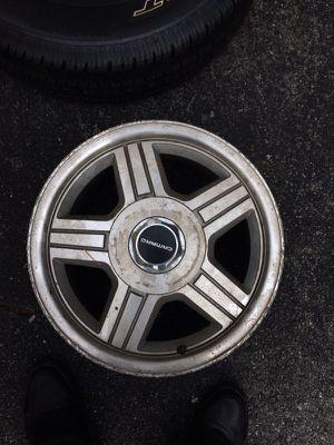'91-'92 Camaro Wheel