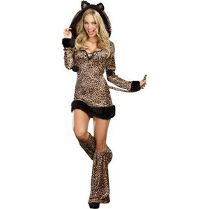 Women's Cheetah-Licious Costume