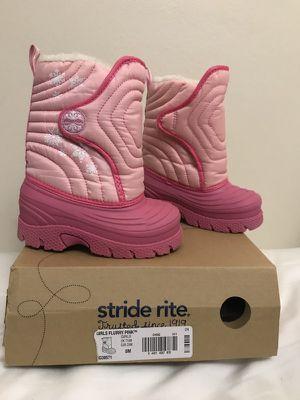 New stride rite girls boots