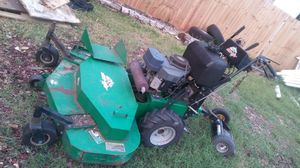Bob cat hydro walk behind mower
