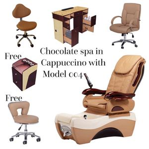 Salon spa pedicure chair package discount deal