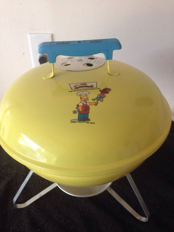 Collector Simpson Weber Grill General In Baytown Tx