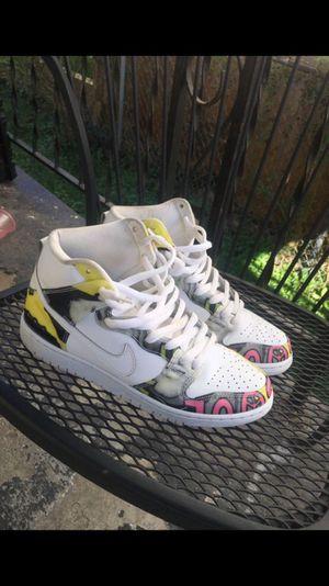 De La Soul Nike SB - Size 9.5