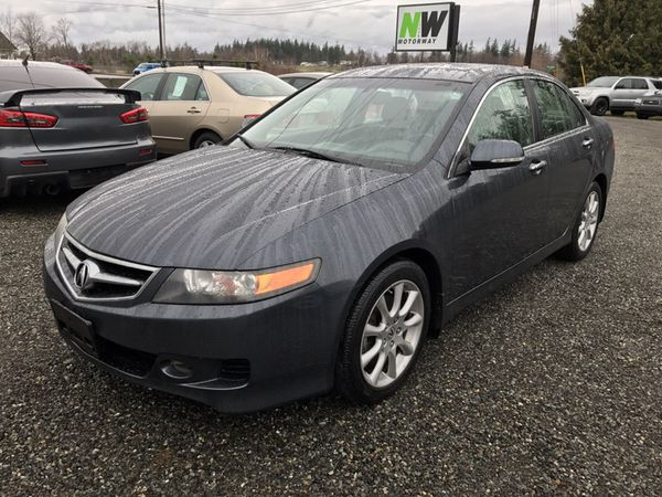2007 acura tsx 1 owner cars trucks in bellingham wa offerup