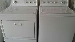 Set lavadora y Secadora kenmore